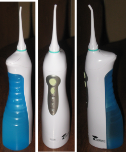 Rechargeable Oral Irrigator