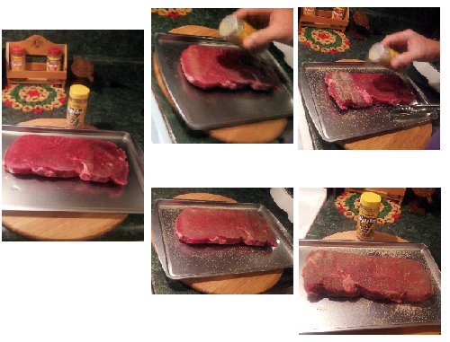 Easily Cook Frozen Steak
