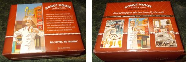 Donut House K-Cups