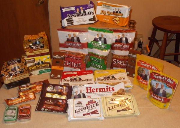 Organic Healthy Snacks