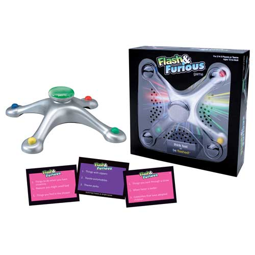 Patch Products Flash and Furious Game