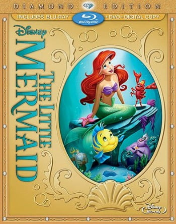 The Little Mermaid Diamond Edition DVD Review