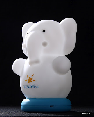 KinderGlo portable character nightlight