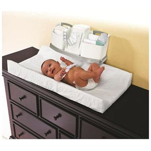 always ready changing pad and station