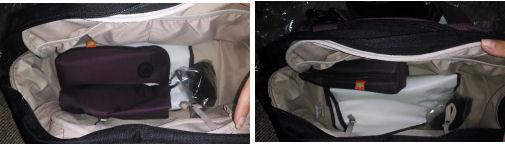 Dahoma Shuttle Diaper Bag
