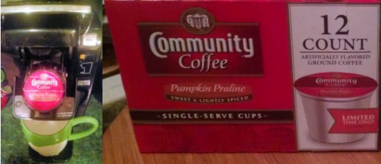 Community Coffee Seasonal Flavored Coffee Review