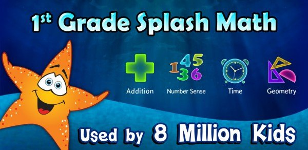 Splash Math Kids Educational App