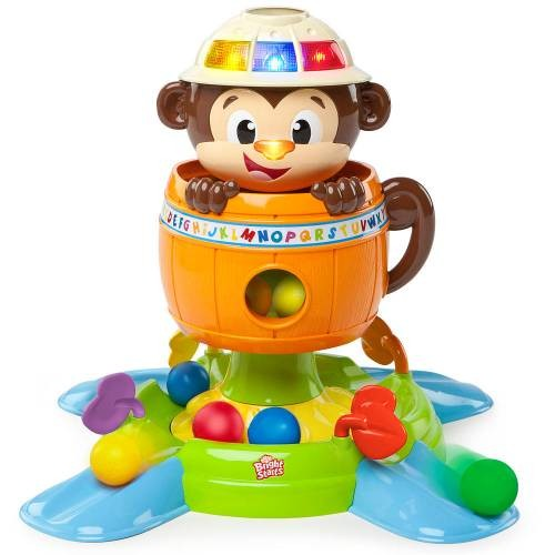 Bright Starts Hide and Spin Monkey Review
