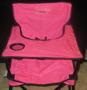 Ciao! Baby Portable High Chair Review