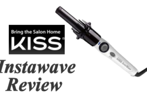 Kiss Instawave Automatic Curling Iron Review