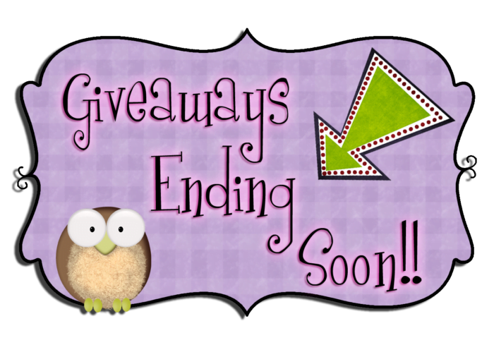 Don't forget to enter! These Giveaways are ending soon! #holidaygiveaways