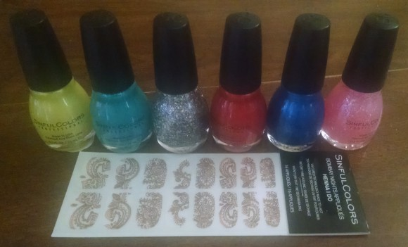 SinfulColors Summer 2015