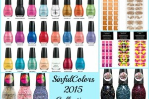SinfulColors Summer 2015 Collection ~ Street Fusion Review