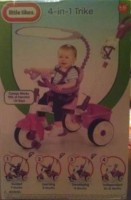 Little Tikes 4 in 1 Trike Bike Review! The Bike that Grows with your Child!