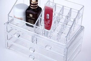 Cosmopolitan Collection Cosmetic Organizer And Storage Review #holidaygiftguide2015