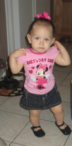 Minnie Mouse 1st Birthday