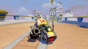 new skylanders superchargers ride