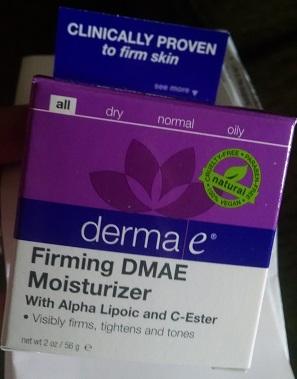 Firming DMAE Moisturizer