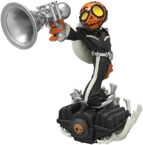 Skylanders Frightful Fiesta Superchargers Character Review