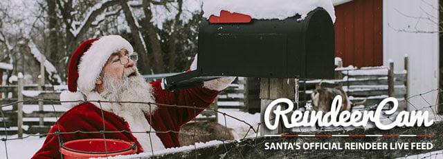 Santa Live Home Cam