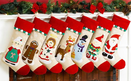 Healthy Stocking Stuffers