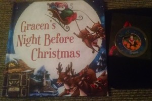 Make the Night Before Christmas more Special with an #iseemebooks Personalized Night Before Christmas Book & Ornament #Review #HolidayTradition #ChristmasBooks #HolidayGiftGuide2015