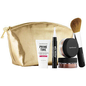 Glimmer and Glow 5 piece collection Sephora 2015