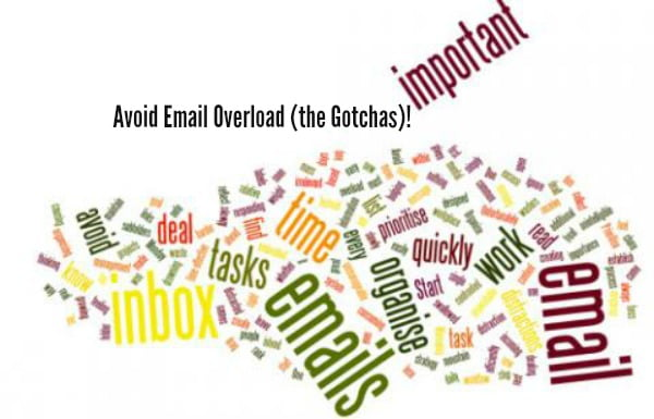 Freebie Hunting How to Avoid Email Overload
