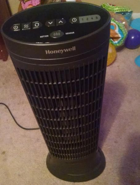 Honeywell Digital Ceramic Tower Heater