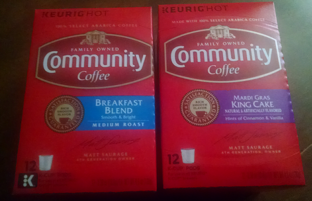 Community Coffee Carnival Blend