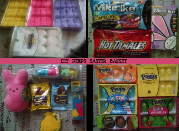 Peeps Easter Basket Fillers