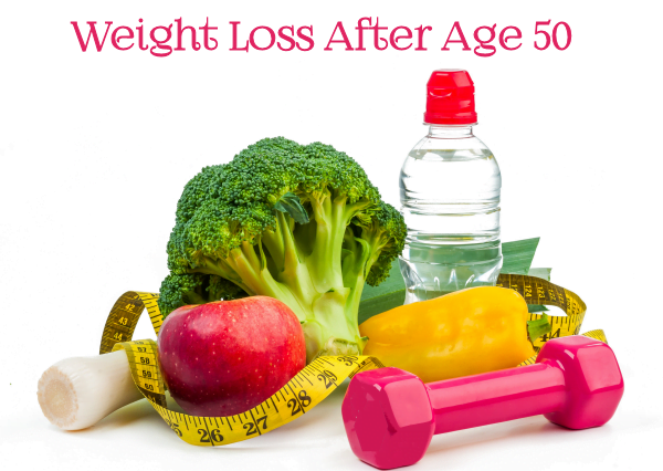 weight loss after 50