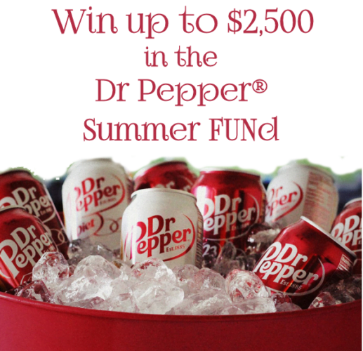 Dr Pepper Summer Fund