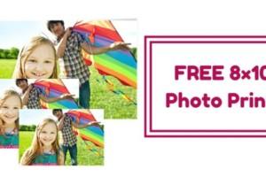 Walgreens FREE 8X10 Photo Print ($3.99)