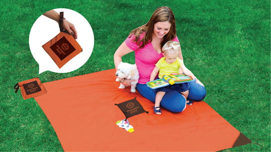 Monkey Mat Portable Floor