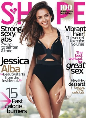 Free Shape Magazine