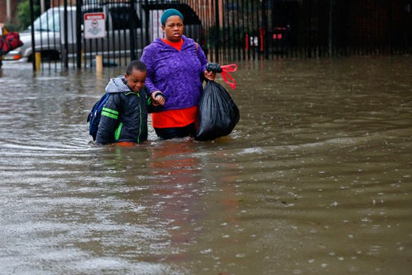 Save the Children Provides Relief Efforts For Gulf Coast Flood Areas