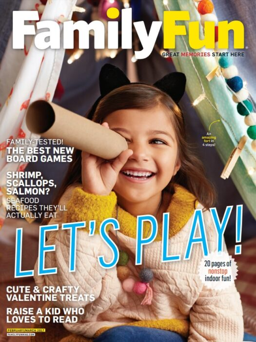 Family Fun Magazine FREE Subscription