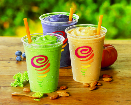 Jamba Juice Classic Smoothie