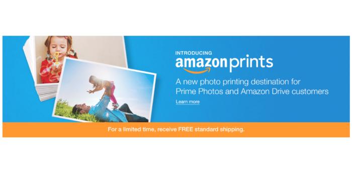 50 FREE 4x6 Amazon Prints