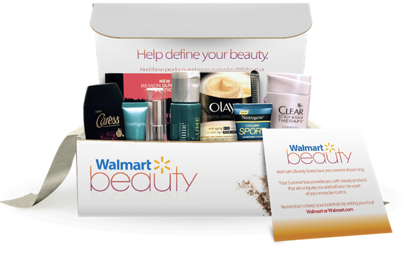Fall Walmart Beauty Box $5 Shipped!