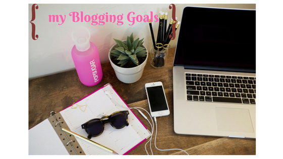 Ultimate Blog Challenge: Blogging Goals #blogboost