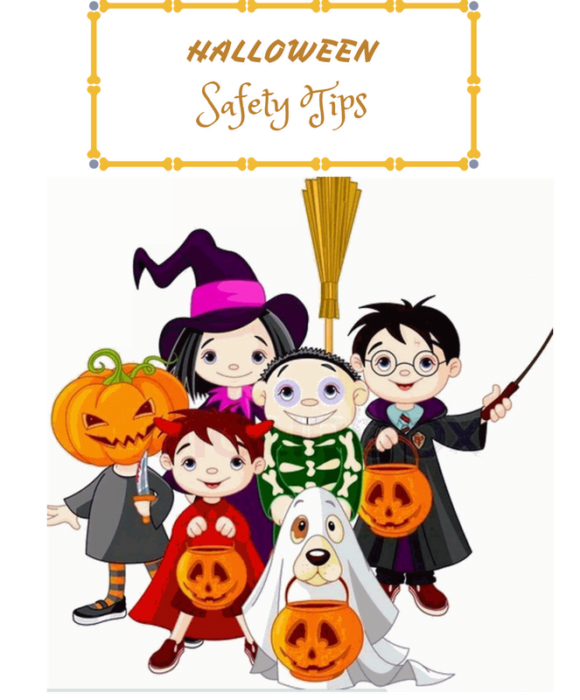 7 Trick-Or-Treating Halloween Safety Tips for Parents