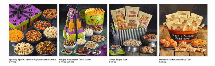 Popcorn Factory Halloween