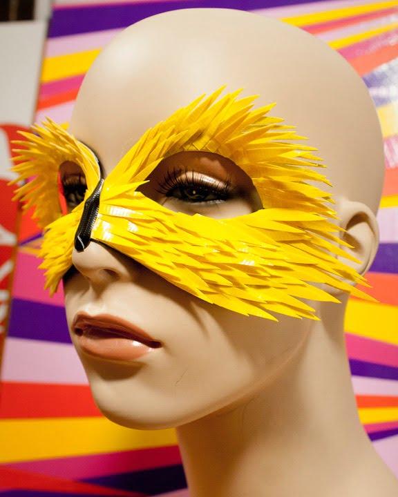 Duct Tape Halloween Masks