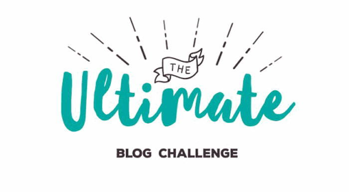 Ultimate Blog Challenge: Why I joined and started blogging #blogboost