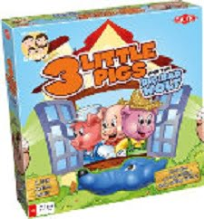 Enjoy a game of 3 Little Pigs for the holidays! @usfg #3littlepigs