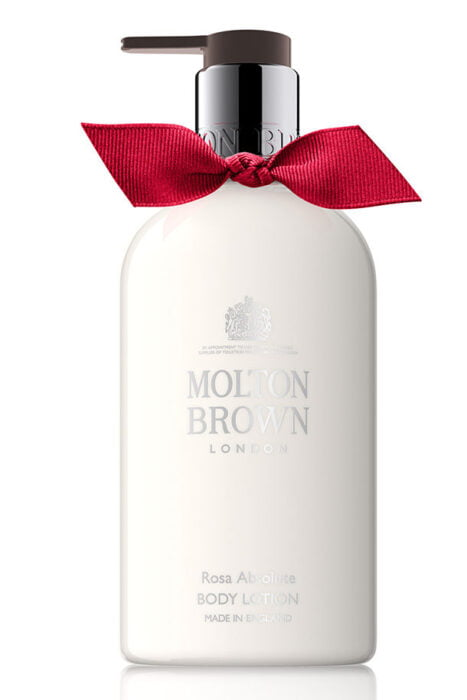 Bring out the Rose in you with Molton Brown Rosa Absolute Lotion #MDGHGG2016 #GiftIdeas