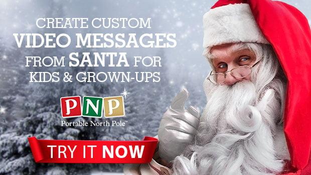 Make Christmas Magic with Portable North Pole and Save 20% off!