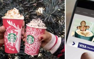 HOT! Starbucks Free $10 eGift Bonus ~ Add $10 Using Mobile App & VISA Checkout